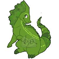 PARA-169-Peas: Sweetie (Pea)