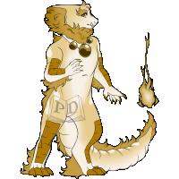 PARA-358-Guardian-Lion: Shisa