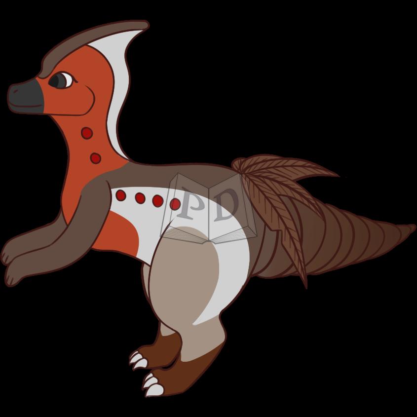 PARA-45-Rotkehlchen: Rot