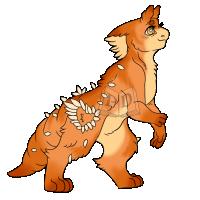 Thumbnail for PARA-412-Orange-Peel-Nudibranch: Cody