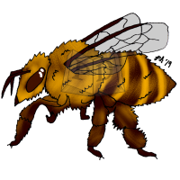 Thumbnail for COM-05-53-1: Bea the Bee