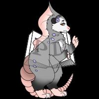 PARA-504-Virginia-Opossum: Viola