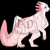 Thumbnail for PARA-508-Axolotl: Pearl