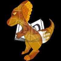 Thumbnail for PARA-593-Honeycomb-Calcite: Ambrosia