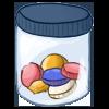 Jar of Bottlecaps