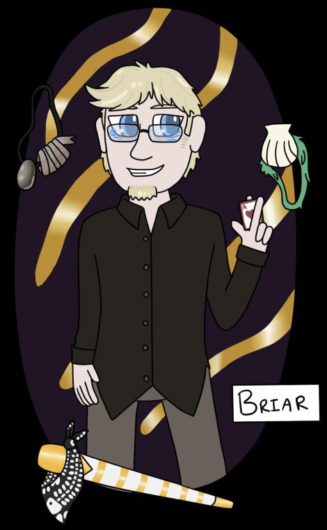 [Comm] Portrait - Briar