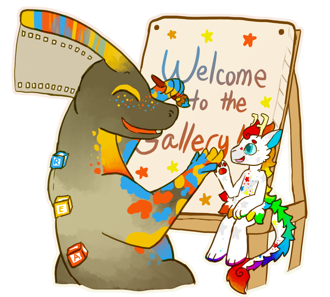 Welcome to the Gallery!