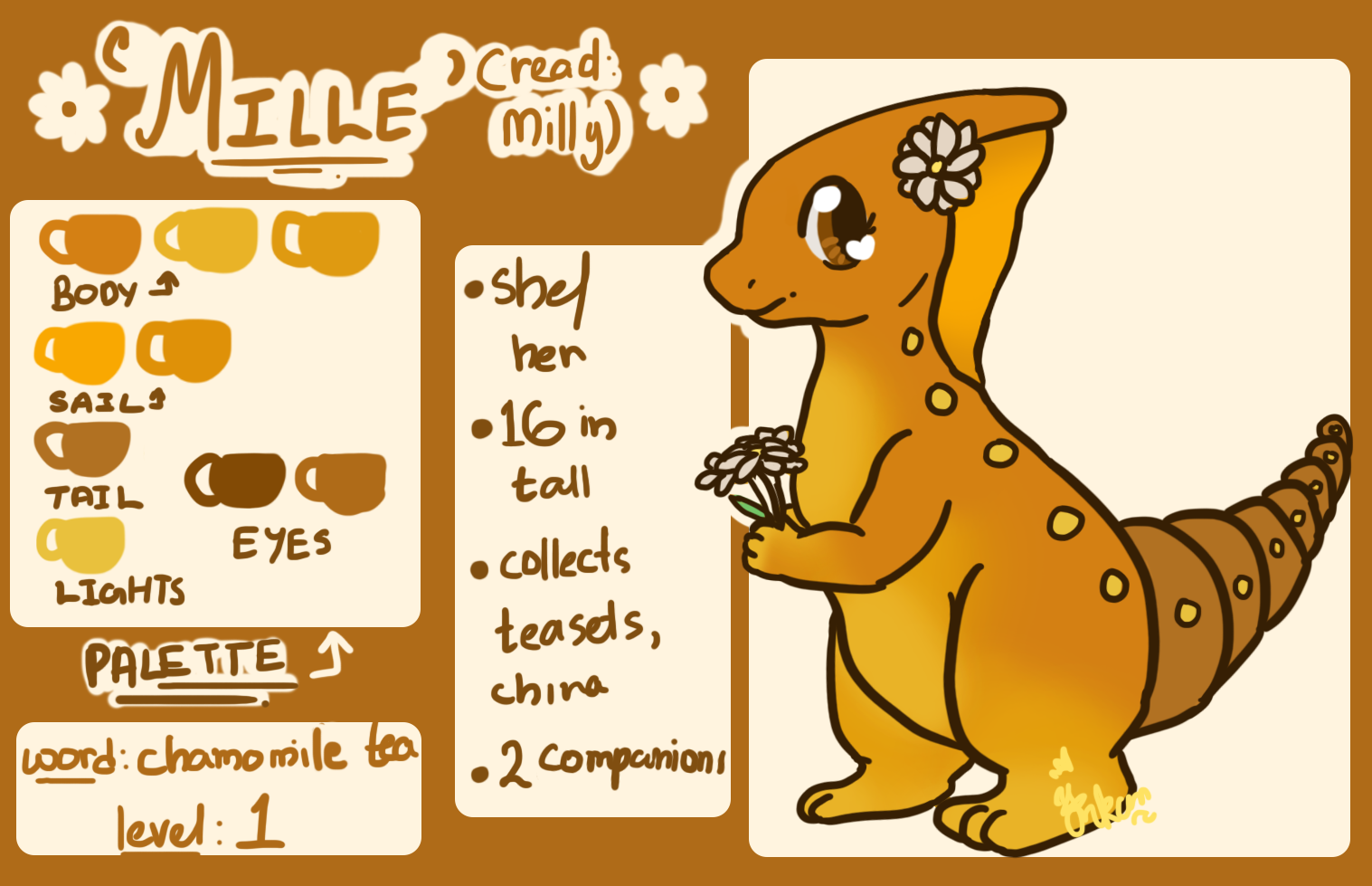 Reference: Mille [Tier 1]