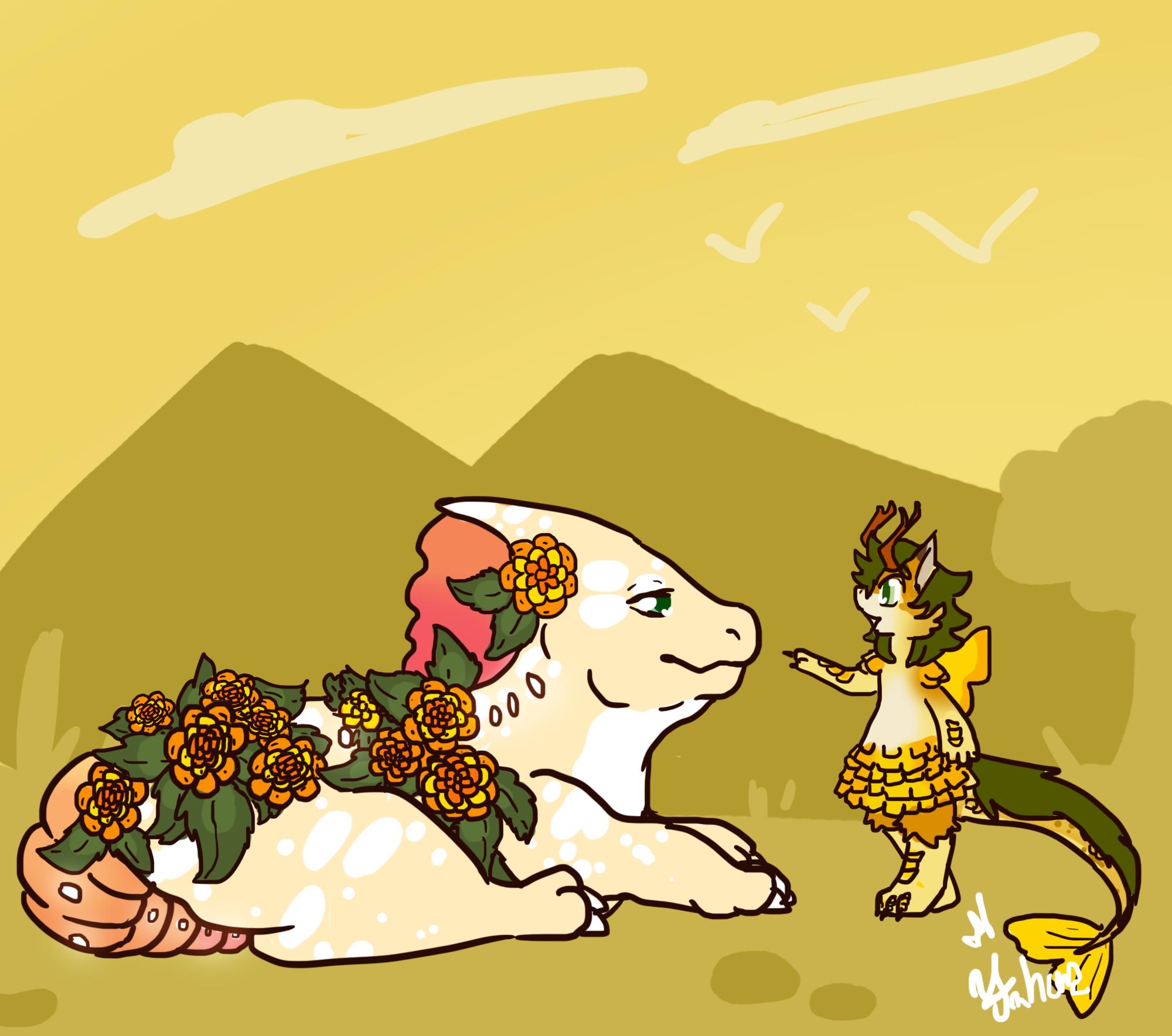 [Gift] AF: Gold