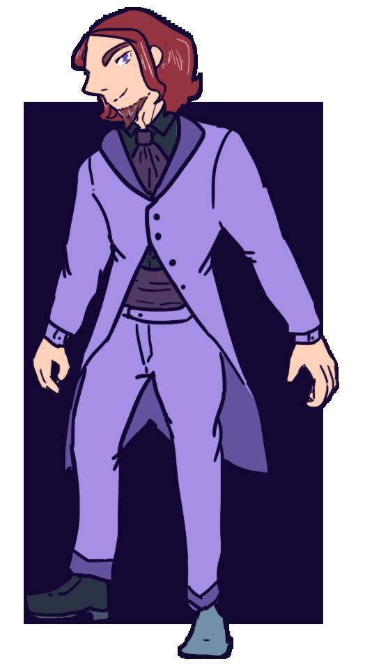 Caretaker MYO: Friedrich